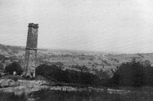 A pit at High Moor - 1831 - 1909