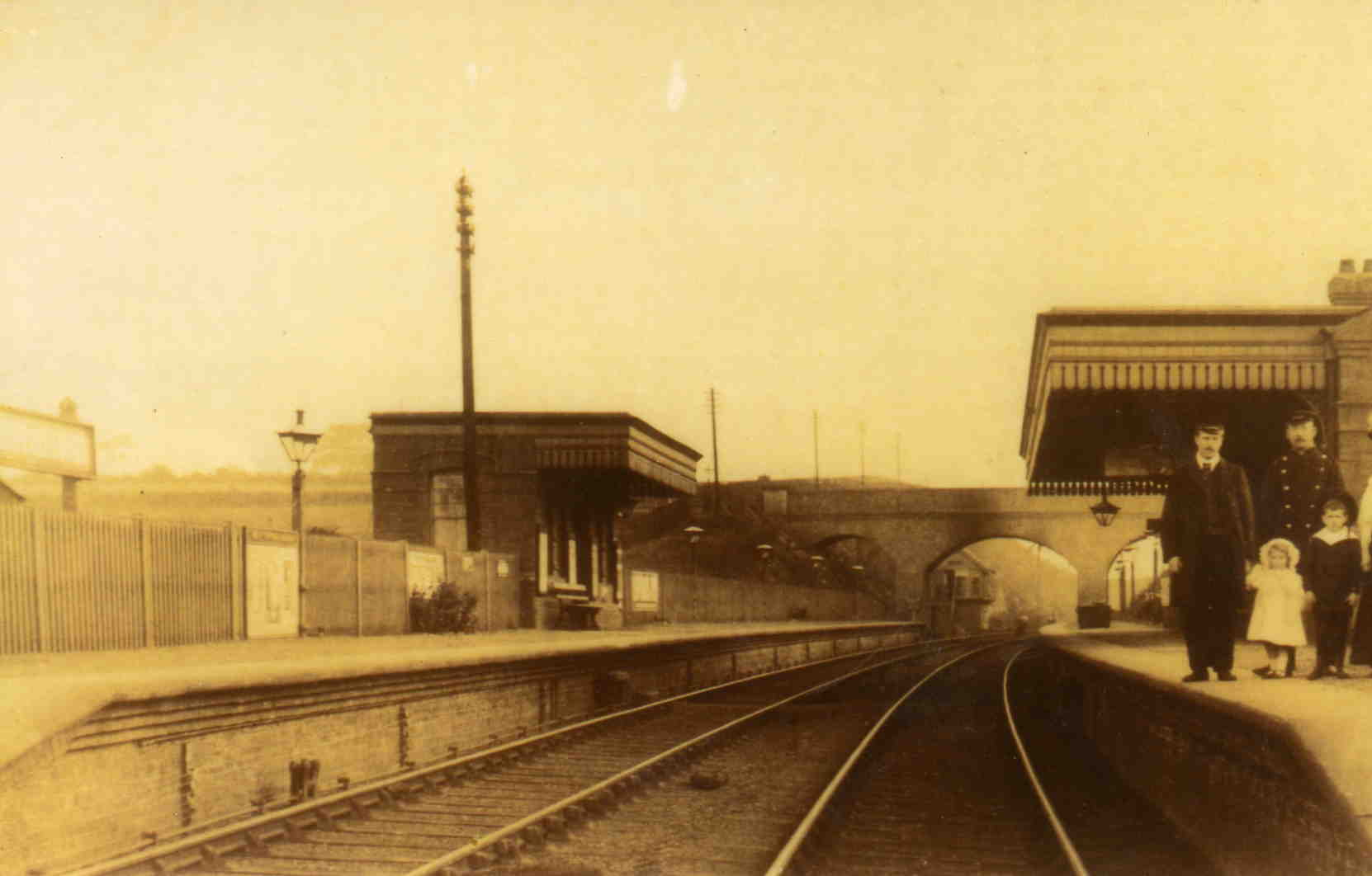 Upperthorpe & Killamarsh Station