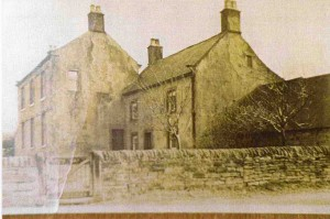 Nether House Farm, Quarry Road.  First mentioned in 1599.  Photo courtesy of V. Hopkinson.