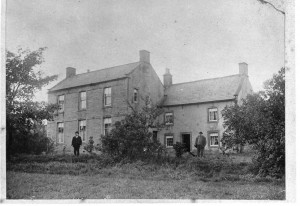 Nether House Farm. (First mentioned in 1599).  Photo courtesy of V. Hopkinson.